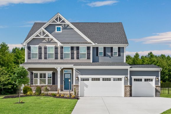 Welcome Home to Clublands of Antioch Legends - A Scenic Community in the Perfect Location:Homes w high-end finishes in a scenic community w lakefront homesites, from upper $200s. In Antioch District #34 close to I-94 & Metra! Future clubhouse& parks.Click here to schedule your visit!