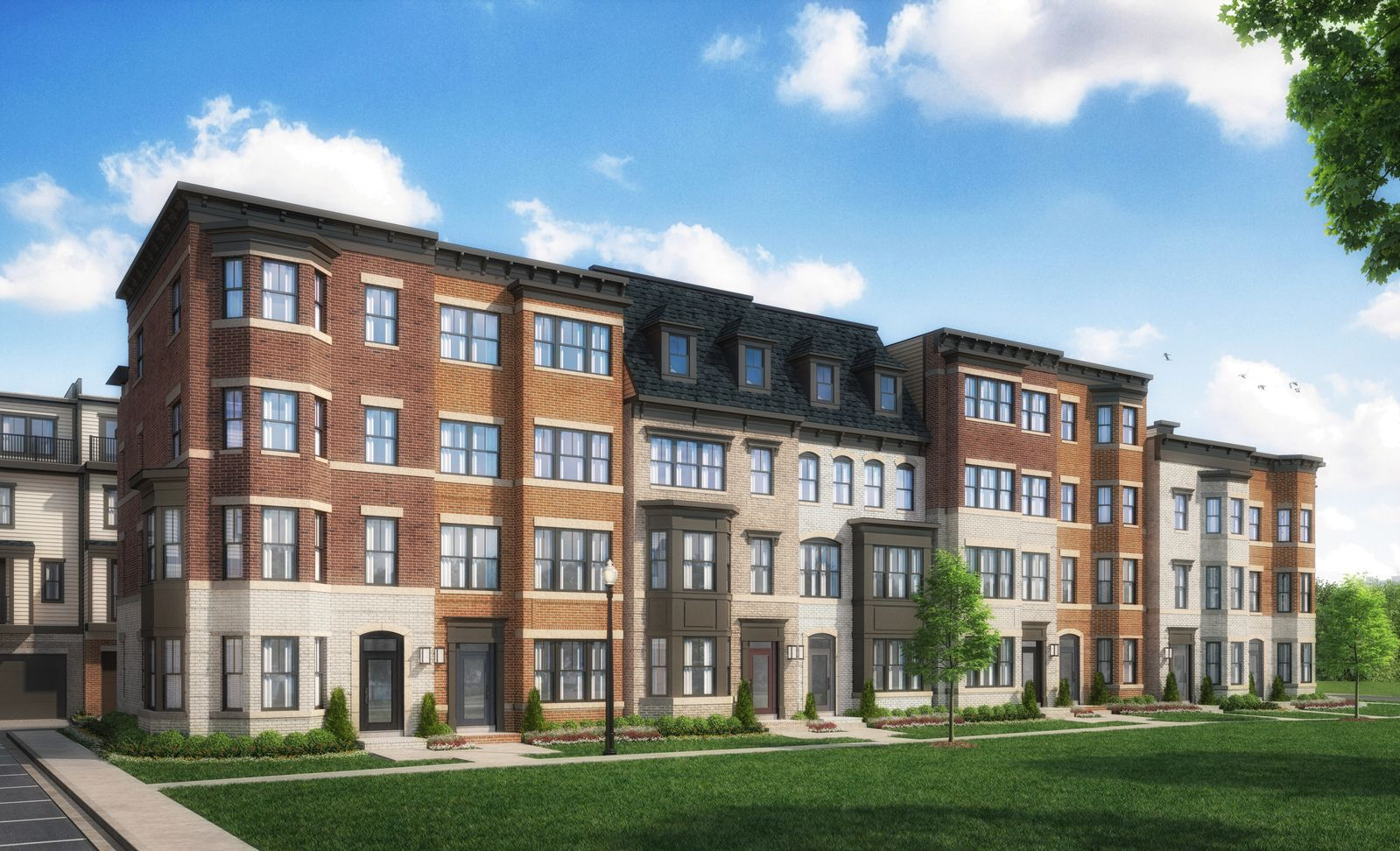 Stately NV Townhomes in The Town of Vienna:Join ourVIP listto learn more about our boutique collection of just 38 residences, located within walking distance of shops, dining, and more.