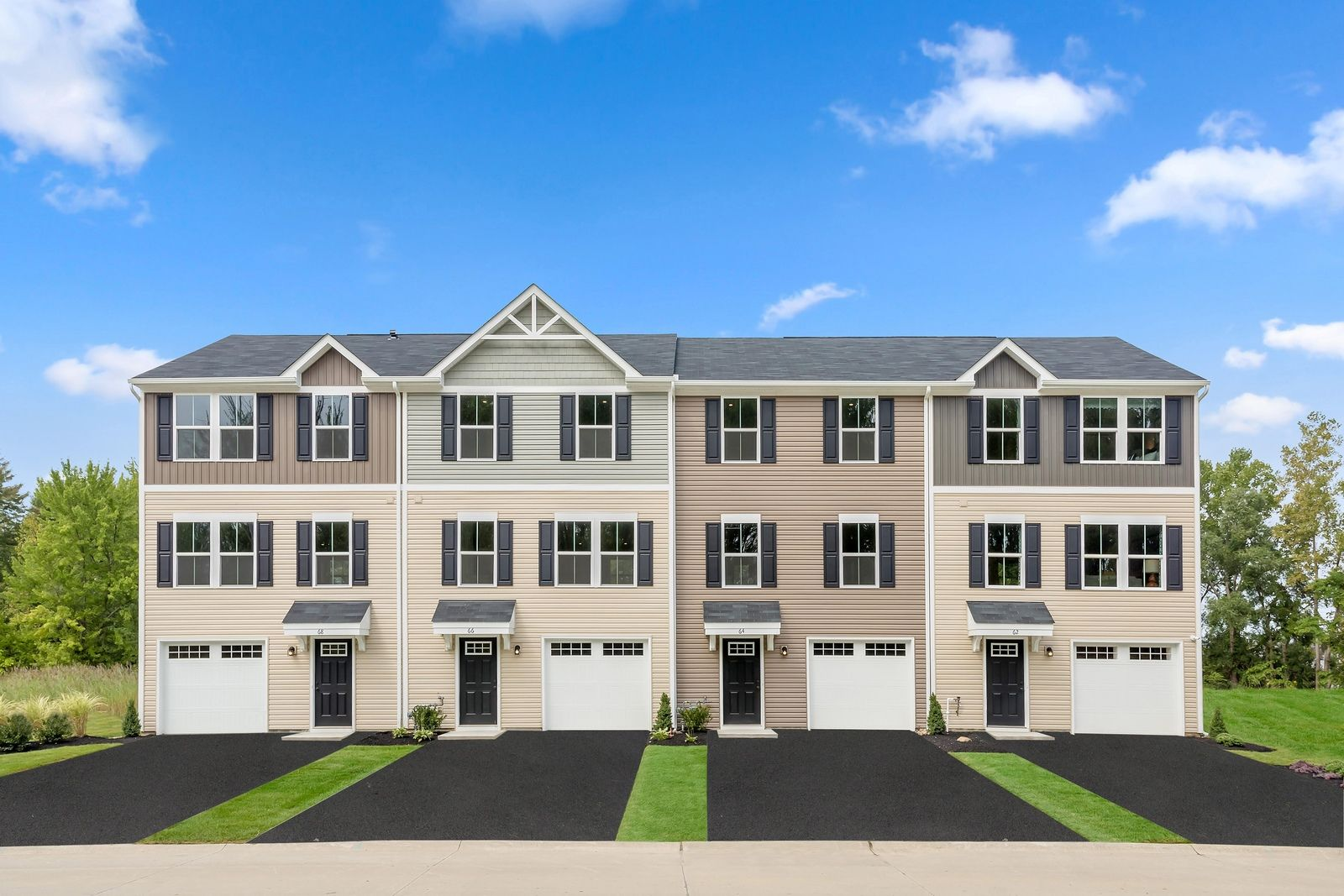 STOP MAKING YOUR LANDLORD RICH:Instead of throwing away thousands in rent, start investing in your future with a new townhome of your own!Click here to visit our brand new model today!