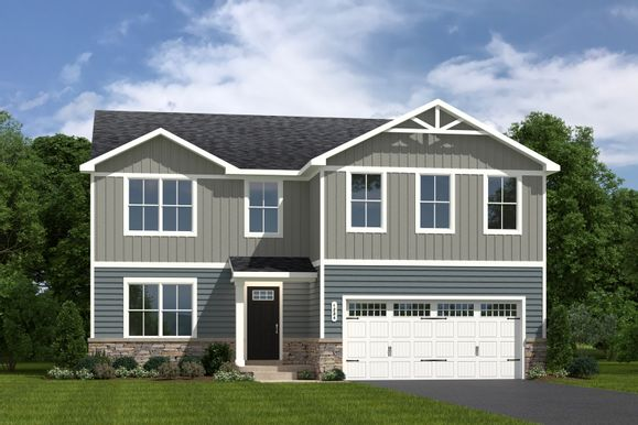 New Homes Coming Soon to Joliet:Own an affordable new home w/plenty of space,2-car garage, large yard, a basement, & all appliances included, from low $200s. Just off I-53/Chicago Ave w access to I-80 & I-55.Join the VIP List!