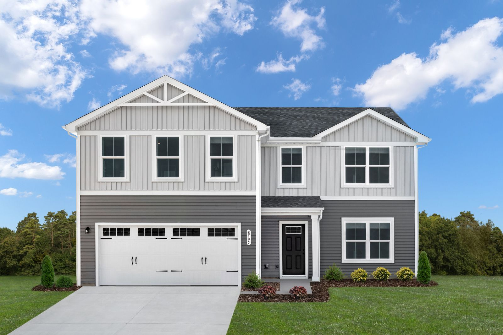 The perfect mixture of ranch and 2-story plans:With ranch and 2-story plans, all with cottage elevations, the streetscape at Barrington Creek will create a community you are proud to call home!