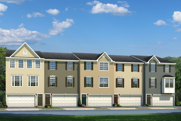 AFFORDABLE GARAGE TOWNHOMES COMING THIS SUMMER TO STAFFORD!:Brand new, affordable townhomes with 2-car garages and backyards are coming Summer 2020 to Stafford, just 1.5 miles from I-95 from the low $300s! Stop renting and click here to Join the VIP List.
