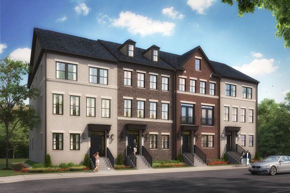 GRAND TOWNHOMES UP TO 5 BEDROOMS:Introducing Arlington Heights, our private enclave of just 27 luxury townhomes in North Arlington. Join ourVIP list for the very best access. Arrivingearly September from $1million+.
