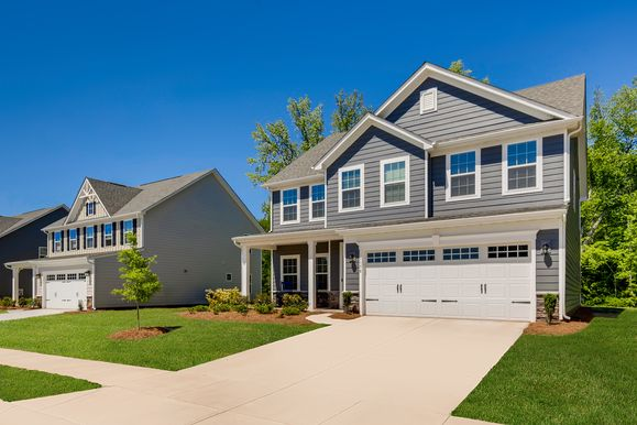 Stunning Community Near I-485 and Hickory Ridge Schools:Located 1 mile from I-485 near Hickory Ridge schools, this community has a lot to offer. Schedule a visit!