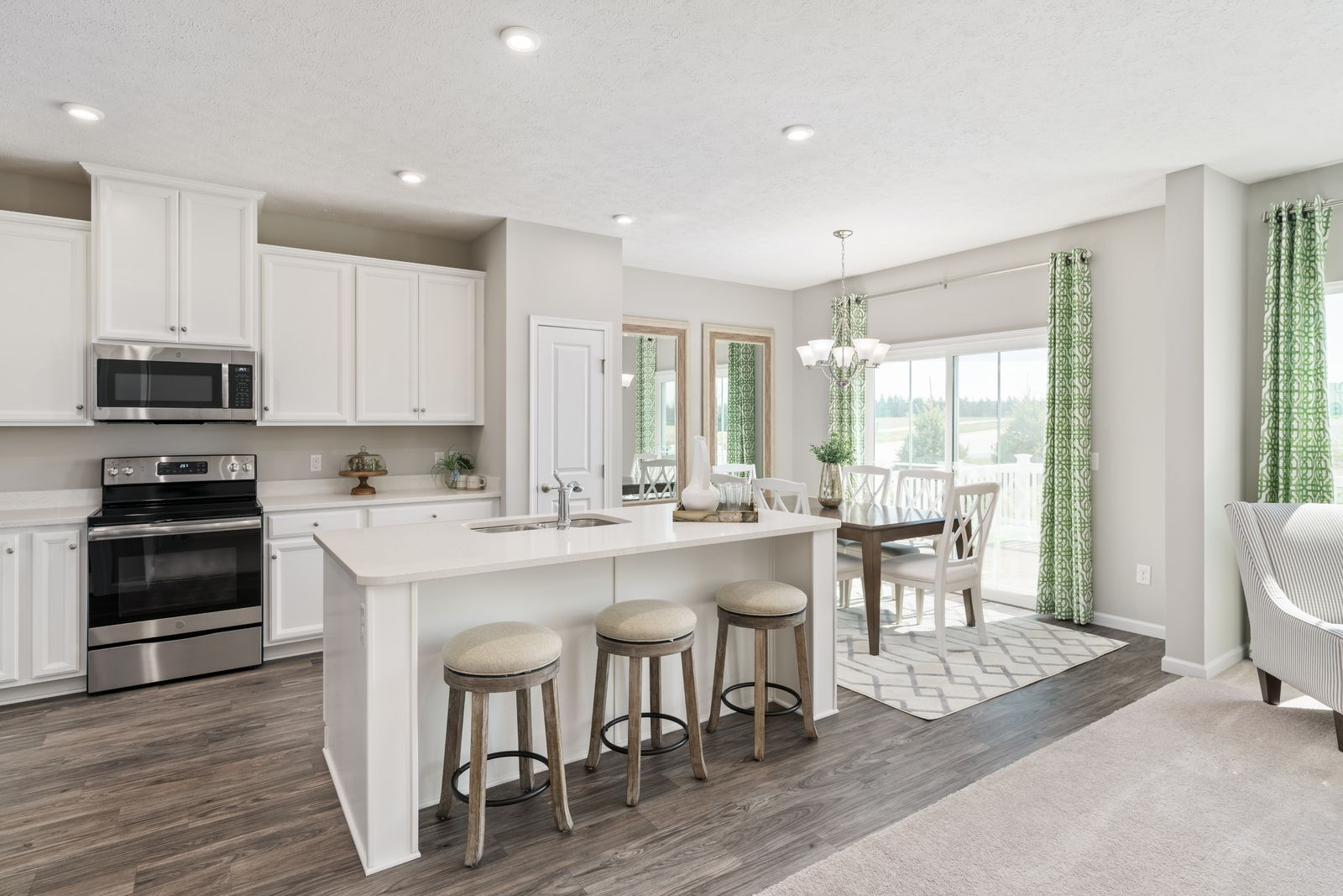 NEW TOWNHOMES COMING SUMMER 2021:Enjoy spacious 3-bedroom townhomes in a premier Montgomery location. For a great value, own a new 2-car garage slab townhome with community sports park, close to Rt. 47 & I-88.Join the VIP List!
