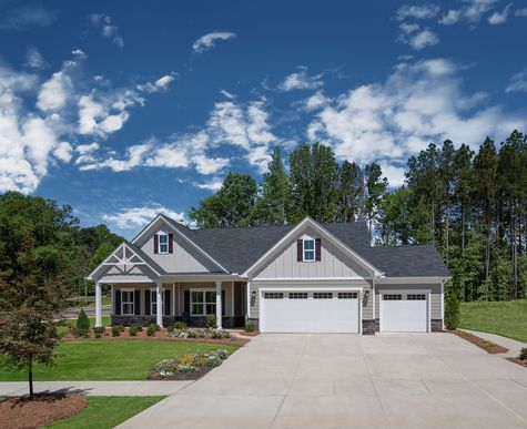 Looking for One-Level Living & a 3-car Garage?:ONLY 1 HOME LEFT at Chuckatuck Cove: Our Cumblerland plan featuring one-level living & 3-car garage! We are open by appointment only, schedule a tour of our last home!