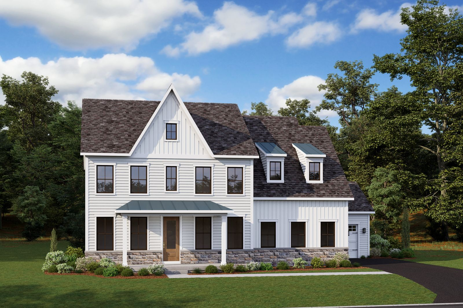 Welcome Home to Brookhaven:The only prestigious community of just 35 homes in a prime Mars location with stunning scenic views in a serene setting, from the low $600s.Click here to join the VIP List.