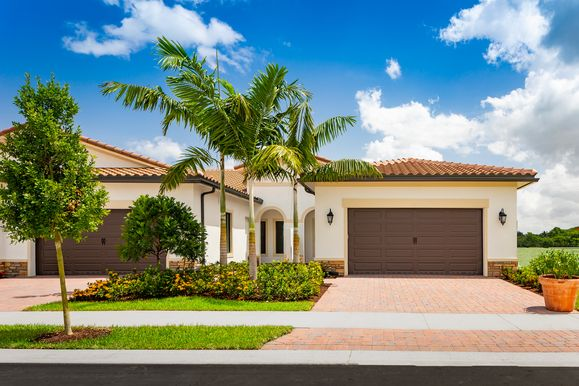 TOUR THE VILLAS AT THE FALLS AT PARKLAND 55+ BY APPOINTMENT ONLY:Single-story Villas in the heart of Parkland. Enjoy 55+ Resort-Style living in an amenity-rich community with the largest Clubhouse in Broward County! Tour by appointment only.