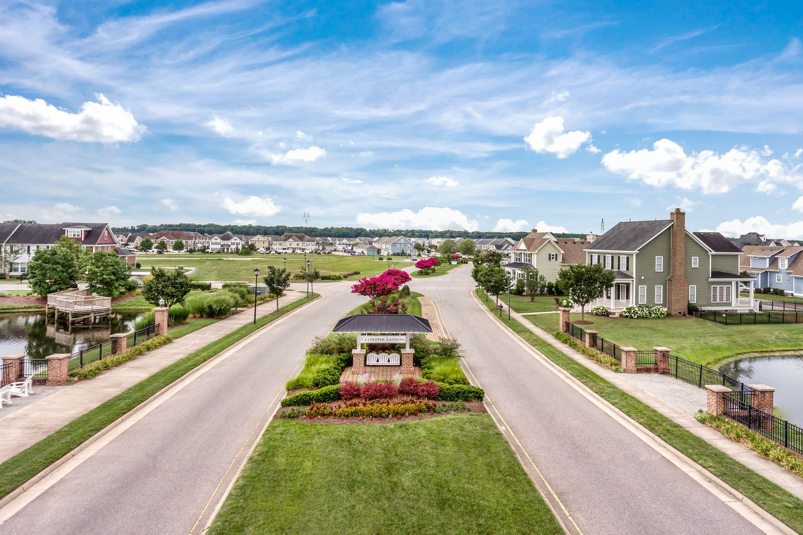 WELCOME TO THE ESTATES AT CULPEPPER LANDING!:Enjoy a quiet lifestyle in an amenity-filled community – including pool, clubhouse, fitness center & more! Now selling in our final section!Schedule your visit!