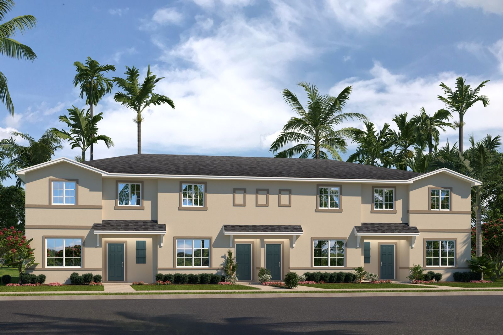 TOWNHOMES AT MAGNOLIA SQUARE IN FORT PIERCE:Spacious, affordable townhomes just minutes from downtown. Close to shopping & dining, I-95 & US 1. From upper $100s.Join our VIP List today!