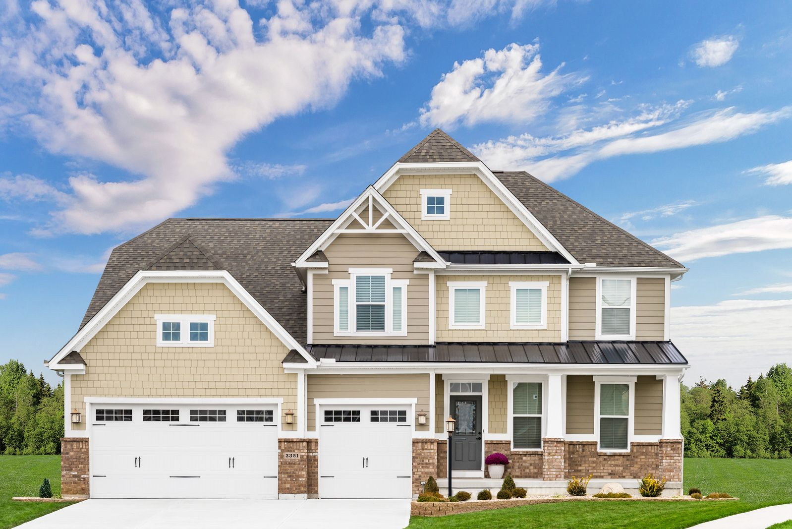 JOIN THE VILLAGES AT QUARRY VIP LIST TODAY:Ranch & 2-story golf course homes. 15-year tax abatement—low $200s!3-car garages available, community pool, clubhouse, & included lawn/snow care! Minutes to I-77 & Belden.Schedule your visit today!
