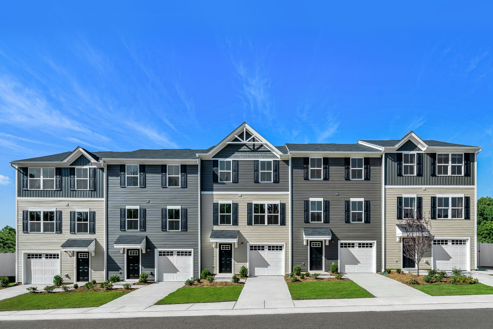 Own a new townhome for the same or less than rent!:Schedule a visitto learn more about how you can own with little money down and low monthly payments, allwithin 5 miles of Uptown Charlotte!