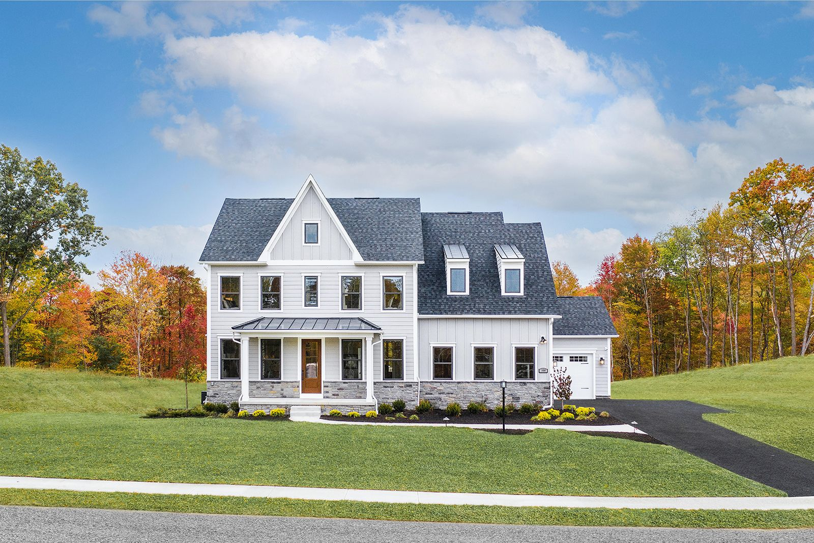 Welcome Home to Brookhaven:The only new homes in Mars with 1/2 - 3/4 acre homesites with usable backyards, stunning views, and high end finishes all included. Plus up to a 4-car garage!Schedule your visit at Brookhaven.