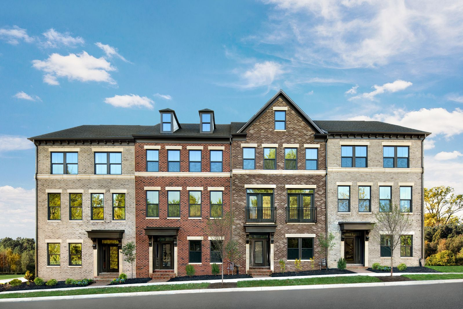 GRAND TOWNHOMES UP TO 5 BEDROOMS:Discover our private enclave of just 27 luxury townhomes in an incredible North Arlington location. Sales are underway. Schedule a visit today.