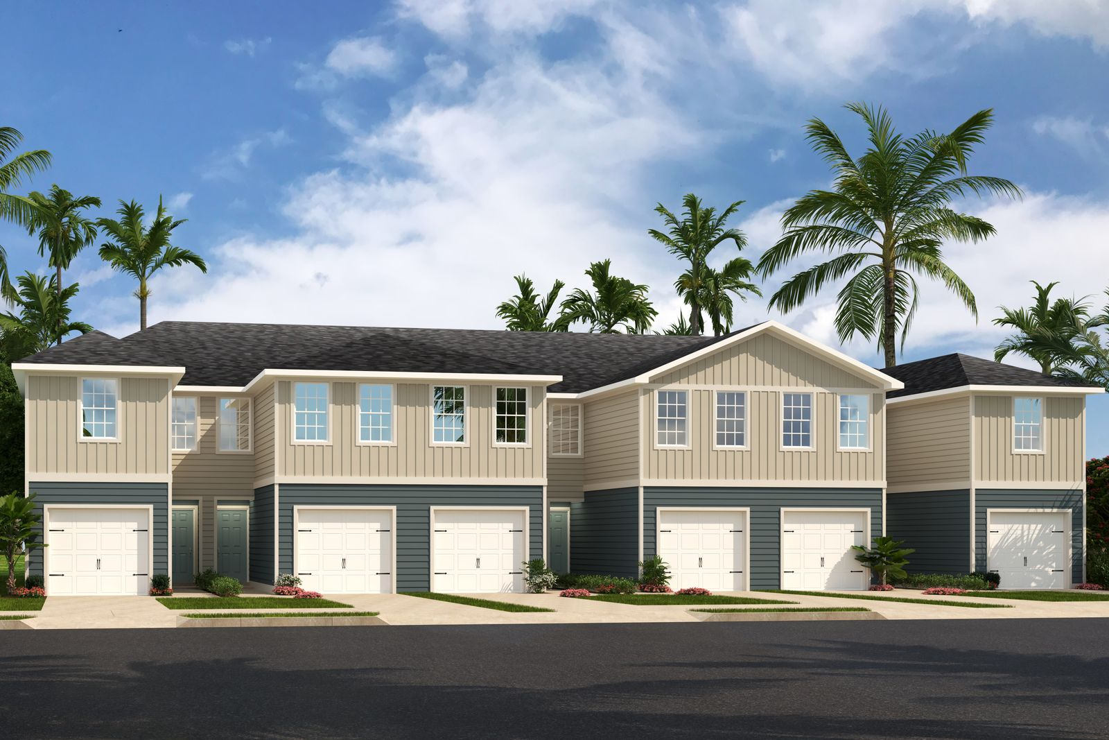 Welcome Home to Creekbend:Own for less than rent in Jacksonville! New construction townhomes affordably priced from the upper $100s with a low monthly payment.Schedule an appointment to learn more.