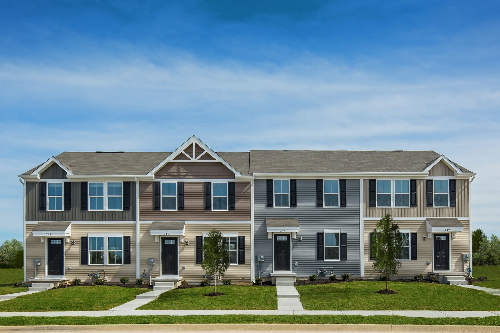 THORNTON GROVE TOWNHOMES - NOW OPEN:Finally own for the same or less than what you're paying in rent! Brand new, low-maintenance townhomes only 8 miles to downtown Nashville from themid $200s.Schedule a visit today!