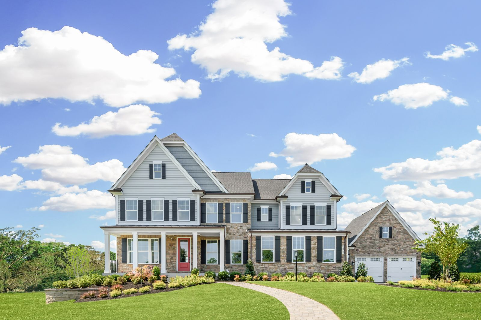 EXQUISITE ESTATE HOMES ARE COMING SOON:At the crossroads of Fleetwood and Route 50 will soon be Hartland, the region's most anticipated new home community. NV homes are arriving this June from$1 million - $1.5 million.