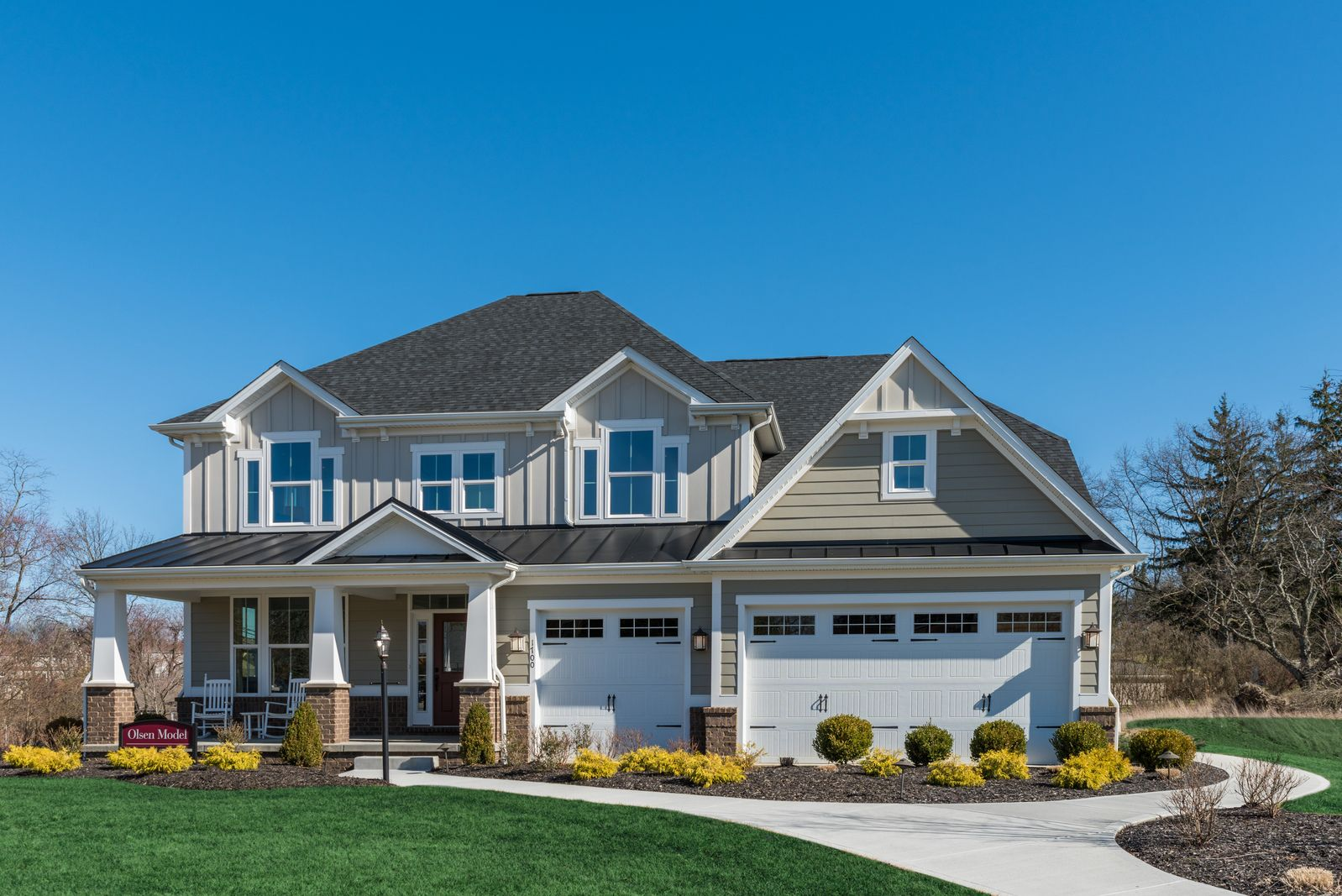 Welcome home to Gabriel's Crest:The best located new community in Adams Township offering stunning views on one cul-de-sac street. From upper $500s.Click here to join the VIP List!