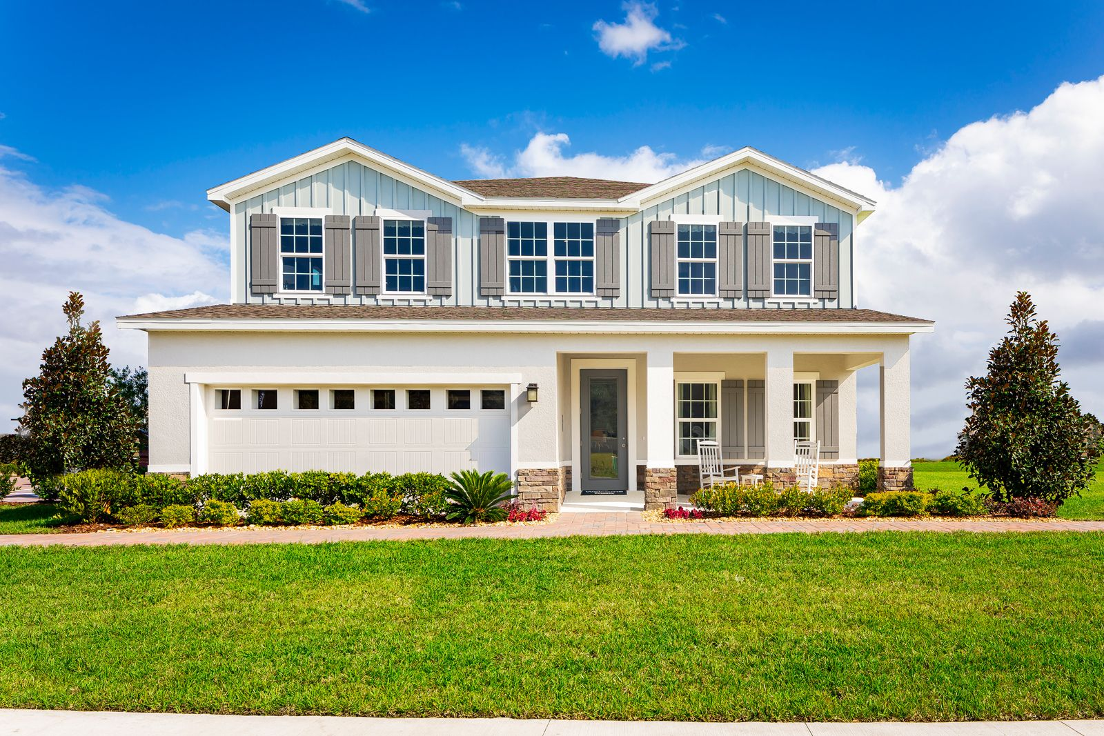 Welcome to Creekside in Kissimmee, FL:Phase 3 Now Available! If you're looking for a spacious home in a gated, resort-style community with a beach-entry pool, playground, and NO CDD Fees, Schedule your visittoday!
