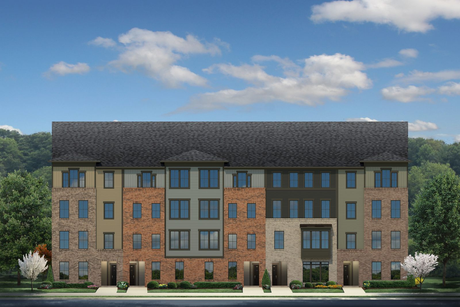 COMING SPRING 2021 TO FAIRFAX COUNTY - FOSTER'S GLEN TOWNHOME-STYLE GARAGE CONDOS FROM THE $500S:Fairfax County's most affordable 2-level, garage condos in a prime location off Rte. 28 near Dulles Airport, the Metro & Reston!Join the VIP List today for insider access.