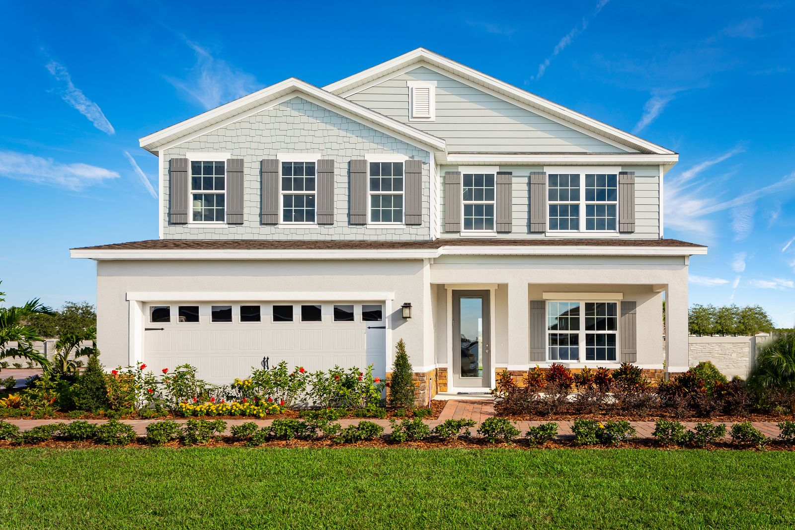 Welcome to Kensington Reserve in Sanford, FL:Own a brand new single-family home in a beautifully amenitized gated community from the low $300s with Seminole County Schools, on the Sanford-Lake Mary border. Schedule a visit todayto learn more!