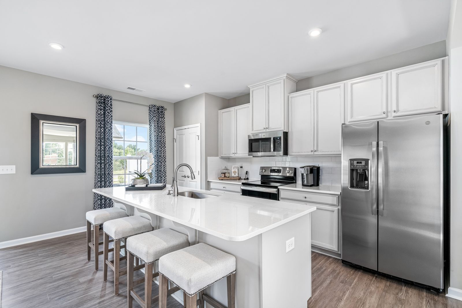 WELCOME TO ARMSTRONG VILLAGE IN UPPER MARLBORO!:Garage townhomes with the convenient location you want right off MD-4/Penn Ave. starting from the low $400s.Schedule an appointment today!