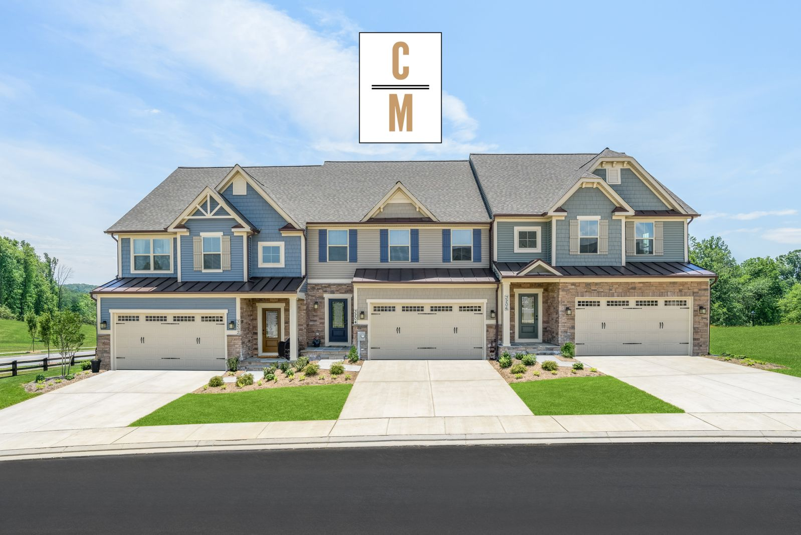 Welcome to Cardinal Meadows:New, 2-story craftsman style townhomes w/ first-floor owner's suites, 1-2 car garages & backyards! Unmatched in access to shopping, interstates & Grassfield schools, from the $300s.Join the VIP List!
