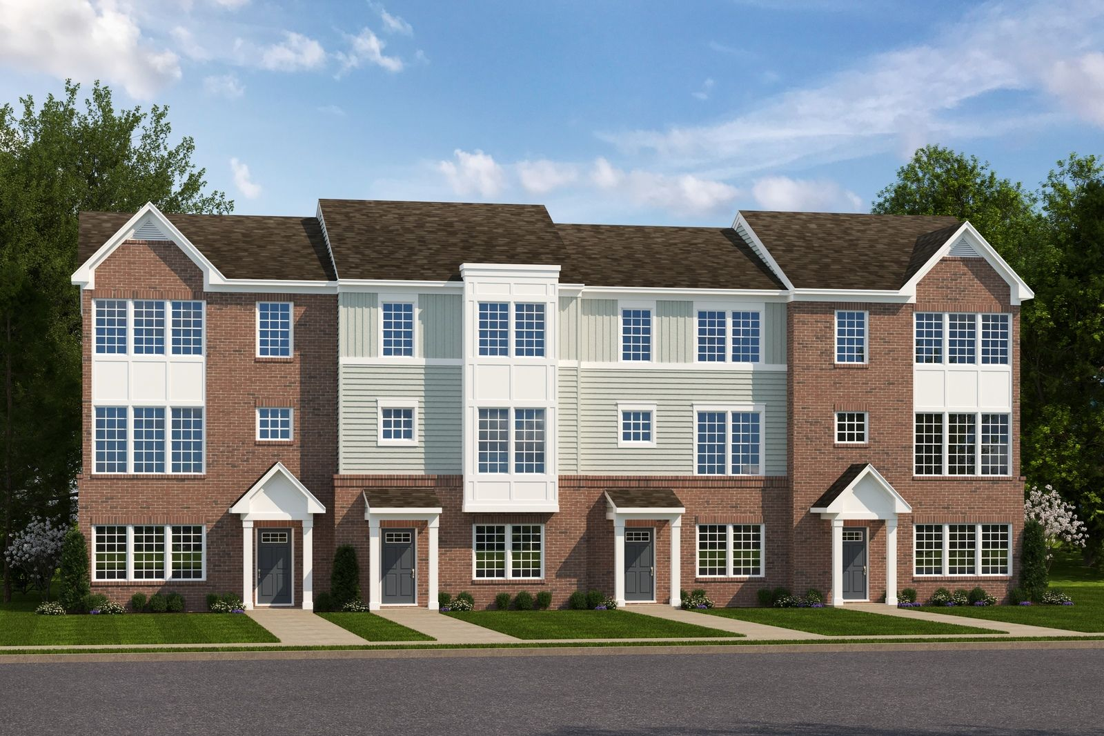 LIMITED OPPORTUNITY TO OWN NEW IN LAKE ZURICH:The best location for new, urban townhomes in Downtown Lake Zurich. Enjoy lake living w/ close proximity to Old Rand Rd & US-12. Located in Lake Zurich Schools. Mid $300s.Join the VIP List today!