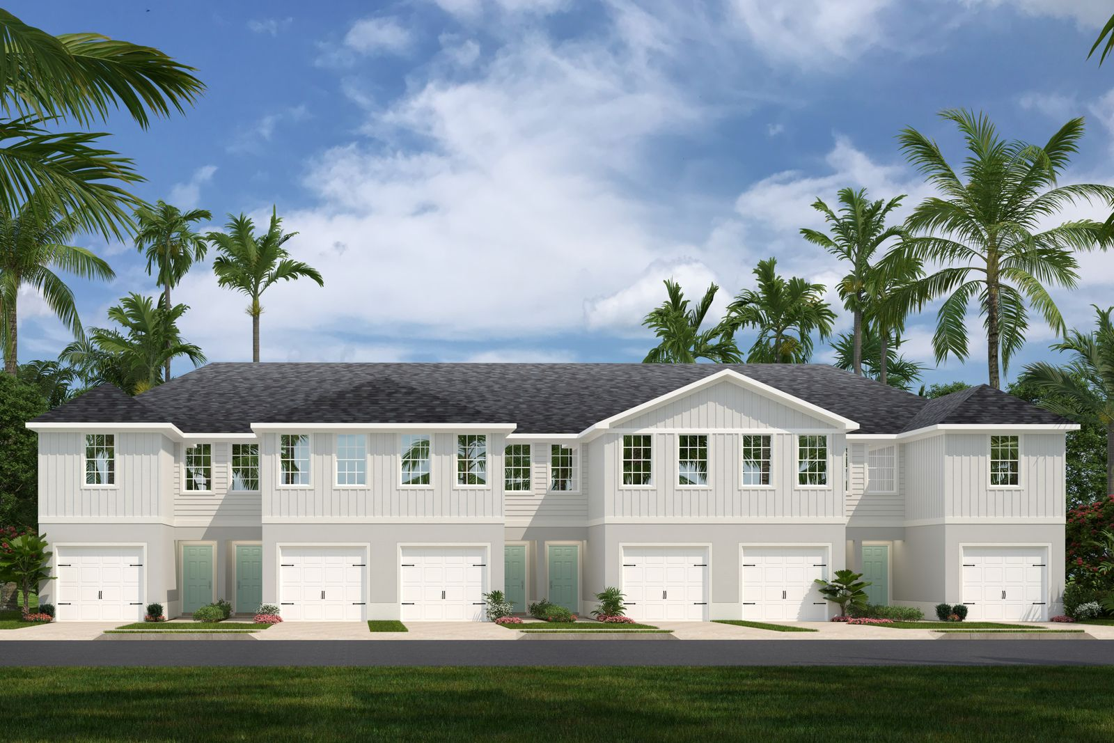 Welcome to Magnolia Grove in Davenport, FL!:Come home to Davenport's new boutique townhome community! Enjoy Florida sunshine all year long while living close to all of the attractions. Starting from Mid 200s. Schedule a visittoday!