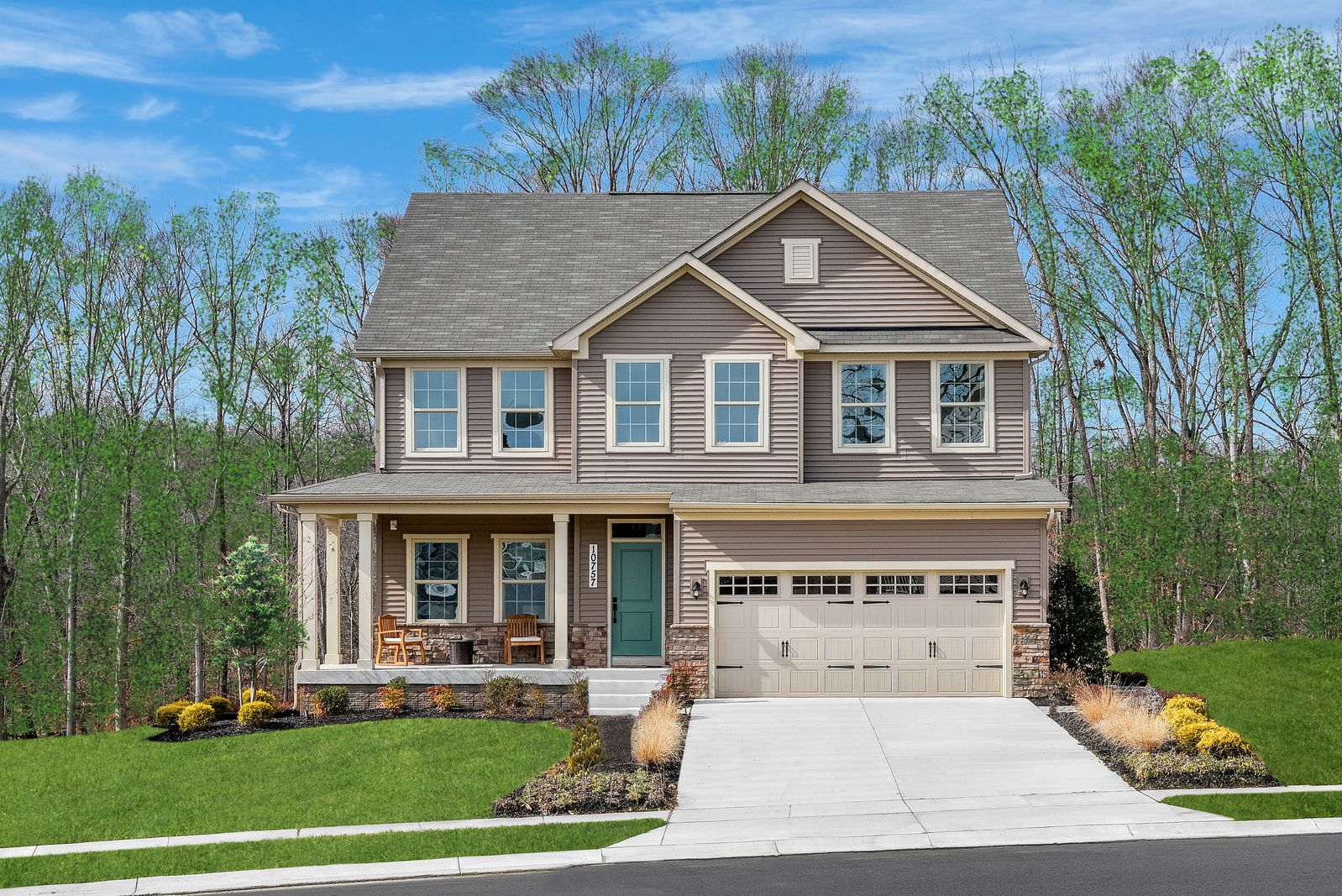 WELCOME TO CHRISTOPHER POINTE:Own a single family home in a quiet wooded community.New homesites are released each month. Be one of the first to know when they are released - Join the VIP List.
