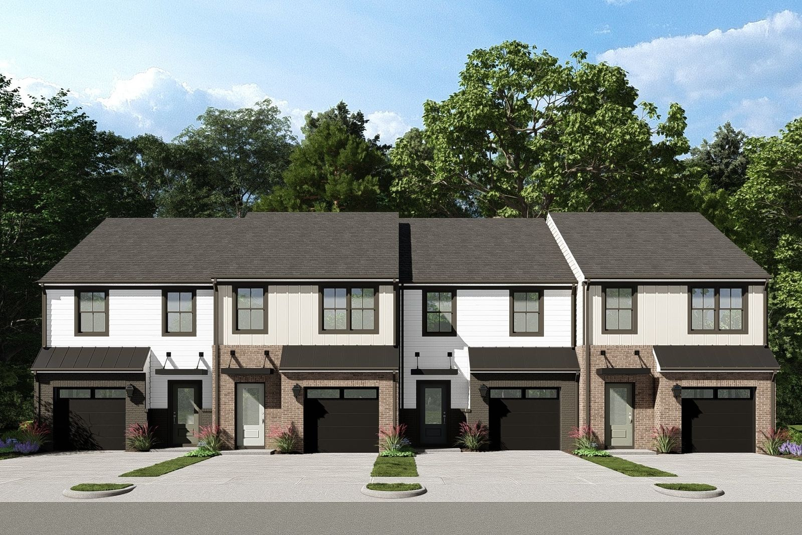"""Own a new, modern, low-maintenance townhome at the best value in the heart of Mauldin.:Expect to enjoy the finer features, finishes, and style in your new home.Join the VIP List to be the first to be """"in the know"""" about Butler Townes. From the mid-$200s."""