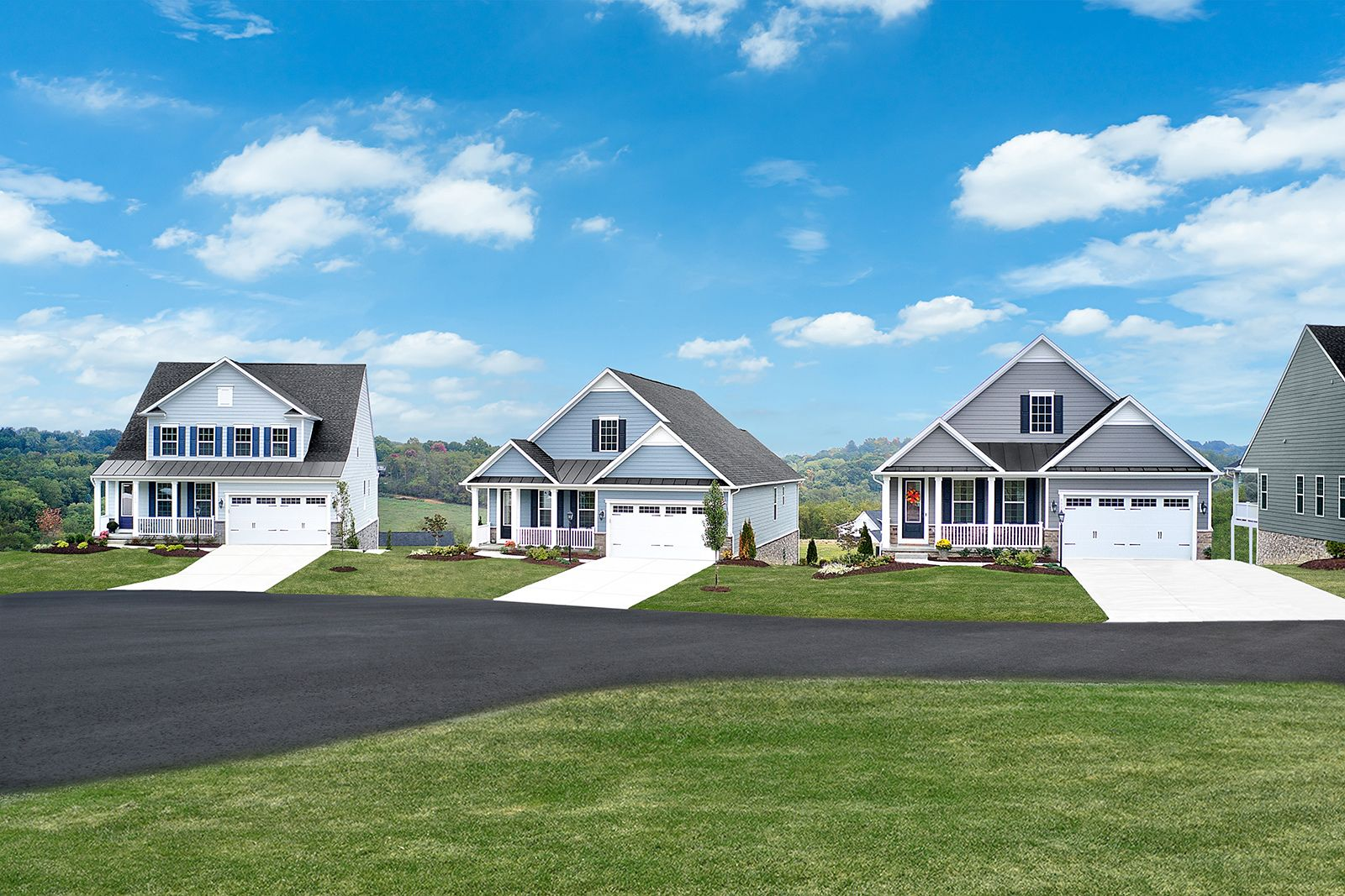 WELCOME HOME TO WATERDAM FARMS:The most-amenity rich ranch-style main level living community with low maintenance in the South Hills with clubhouse, pool, & sports courts.Click here to schedule an appointment.