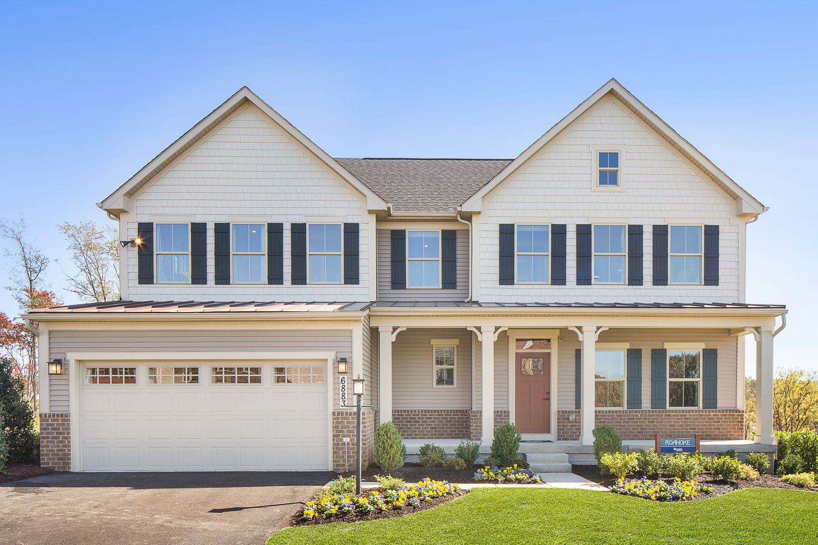 THREE RIVERS - FROM THE MID $400S:Spacious homesites in premium, amenity-filled community with 2-story and main level living options in a convenient Veteran's Parkway location.Schedule your in-person or virtual visit today!