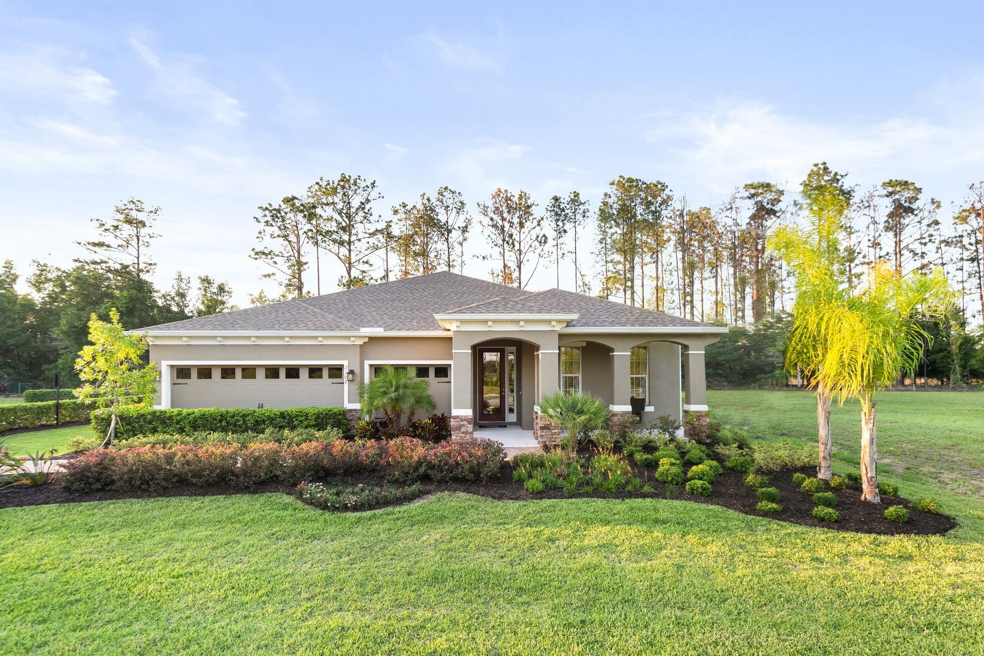 Welcome to Hamrick Estates in Apopka, FL!:Own a brand new single-family home on an oversized homesite in a picturesque, natural setting, minutes from 429, Northwest Rec Complex, schools & trails. From the upper $300s.Join the VIP List!