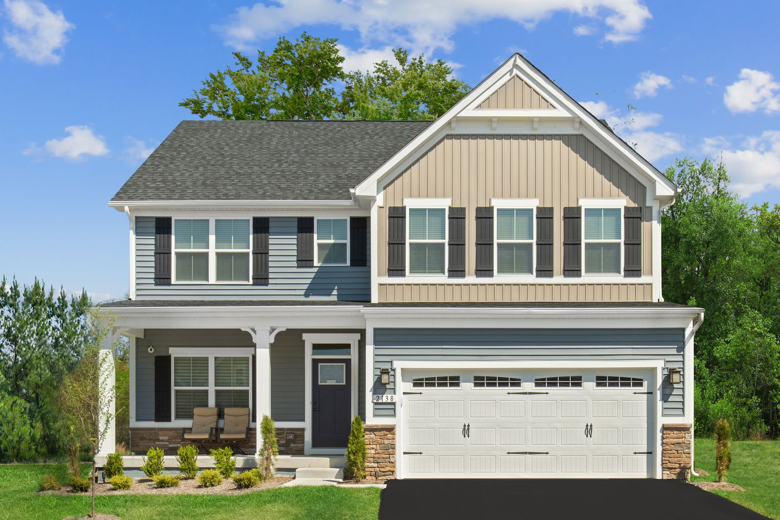 welcome to blackburn:Spacious single-family homes in the ideal commuter location off I-66 & 234 with amenities, close to shopping & dining from the mid $600s!Schedule your visit today.