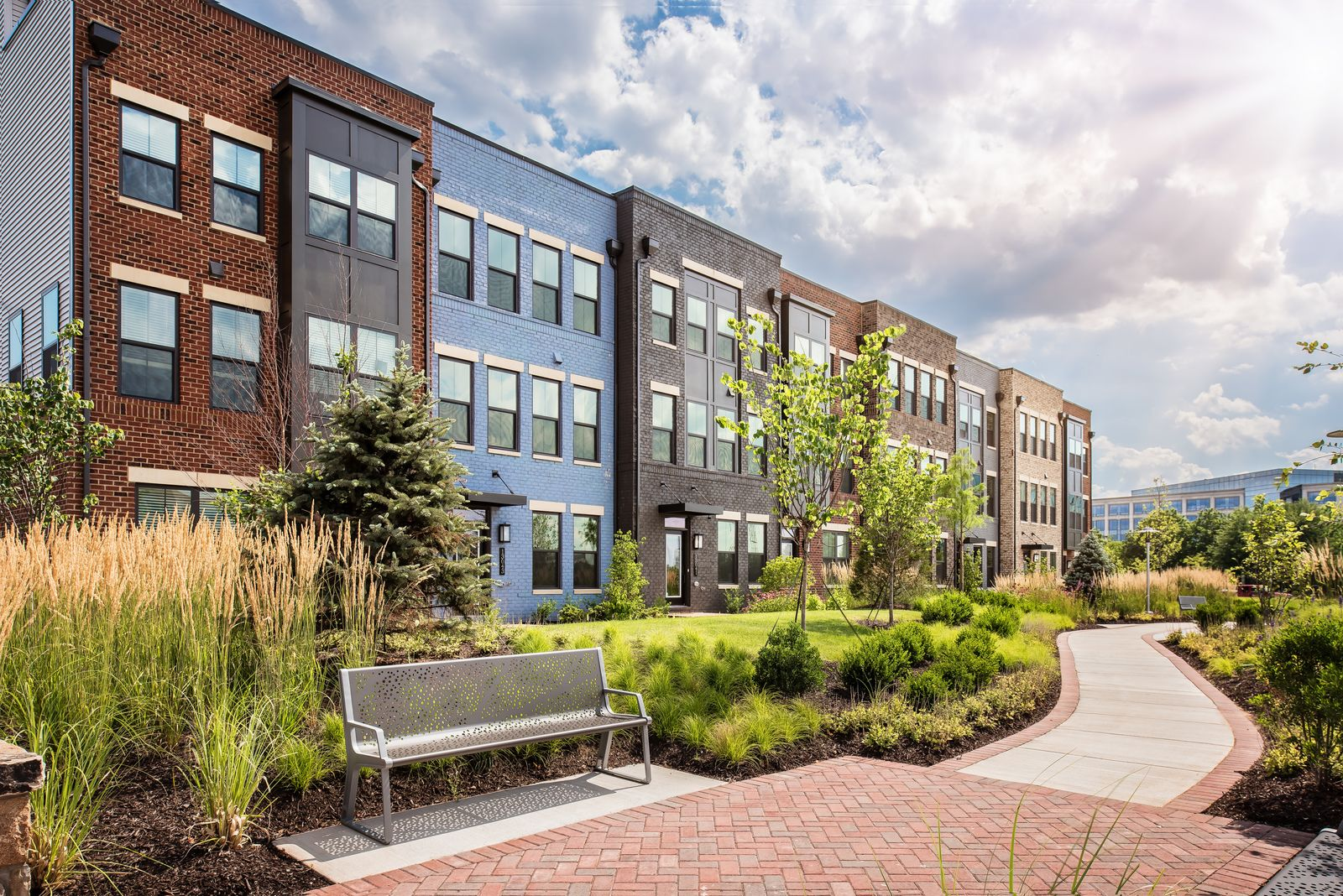 WELCOME HOME TO WALKABLE LIVING NEAR RESTON:Enjoy the best of city living in a lush, amenity-rich setting at Woodland Park Station, our new community of townhomes on Metro's Silver Line.Learn more by scheduling a visit today!