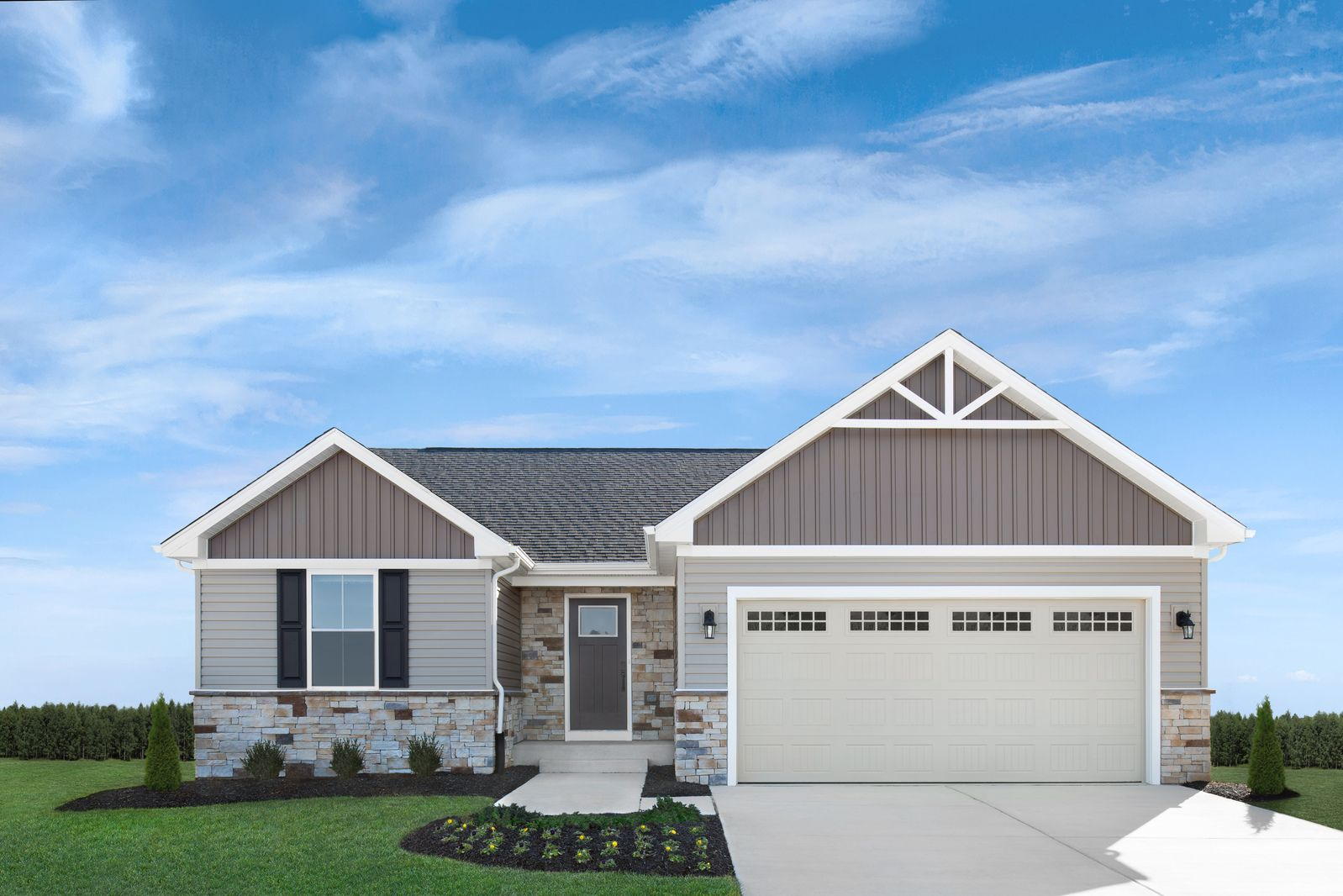 THORNTON GROVE 1-STORY: LOW $300S:The only maintenance-free 1-level new home community just 8 miles to downtown Nashville!Click here to schedule a visit to check out our gorgeous community.