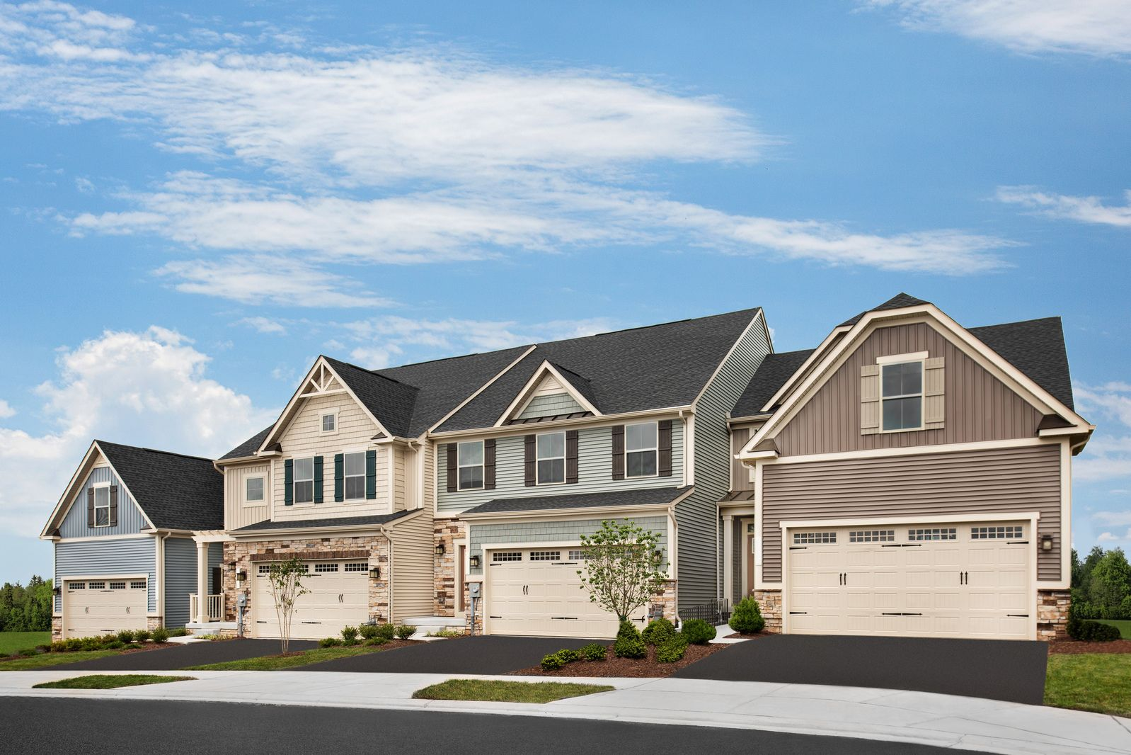 WELCOME TO HARRINGTON TERRACE VILLAS IN FREDERICK, MD:Enjoy Villas with Basements featuring 1st Floor Owner's Suites. 5 minutes to Downtown Frederick, 2 minutes to I-70 & I-270. From the upper $400s.Schedule an appointment today!