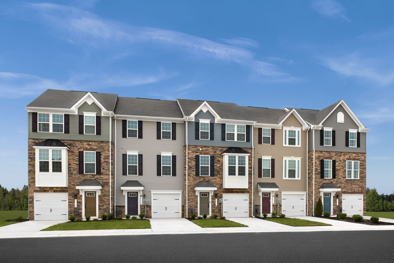 WELCOME TO ANCHOR POINT IN INDIAN HEAD, MD:1-Car Garage Townhomes in a quiet wooded community right off Rt. 210 and minutes to the Potomac River.Be one of the first to know when they are released -Join the VIP List.