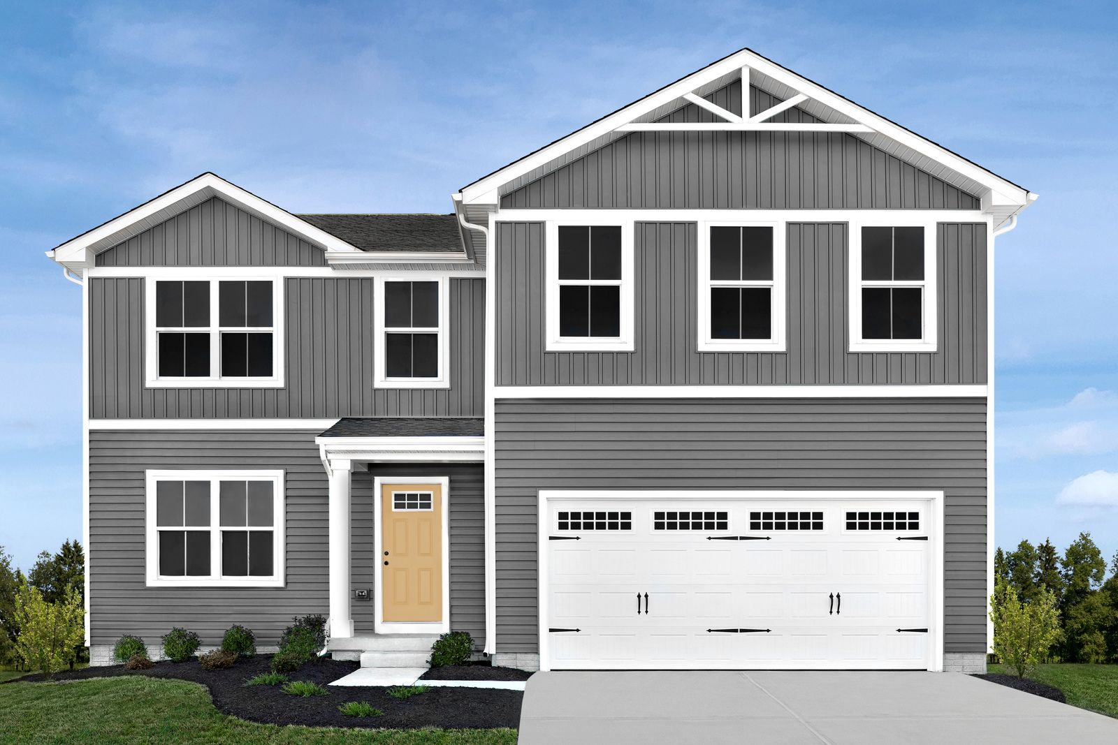 Welcome Home to east new haven:2-story homes with reduced taxes—Summit County's lowest-priced new construction! Upgrade your life on a budget, from low $200s.Click here to schedule your visit today!