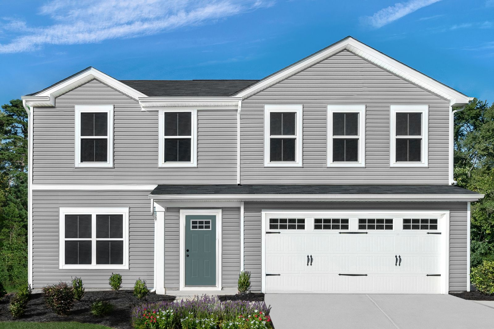 Best Value New Homes in Cabarrus County:Schedule a visitto learn more about owning a new home near Hwy 49 and 601 with easy access to downtown Concord and Harrisburg