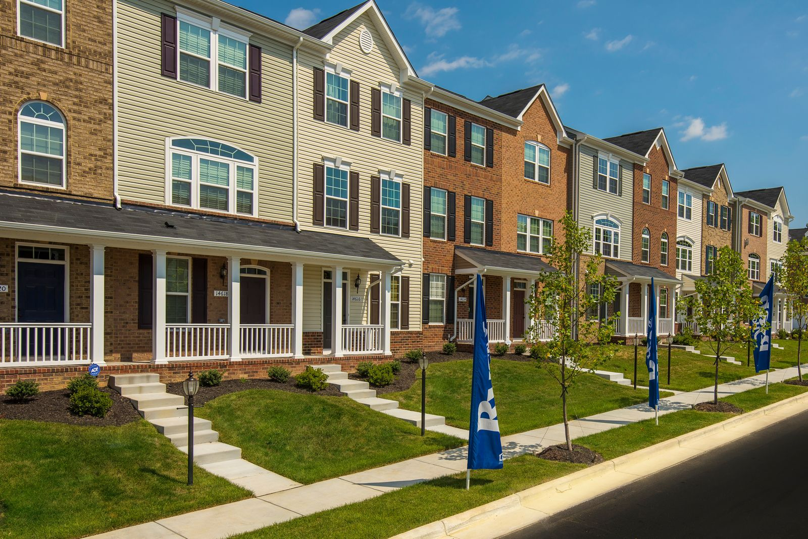 WELCOME TO EAGLE ROW - COMING SOON TO TRIANGLE, FALL 2021:The most affordable, new, 1 and 2-car garage townhomes in Prince William County! Enjoy a low maintenance home close to commuter routes, shops & dining- from the upper $300s!Join the VIP List today.