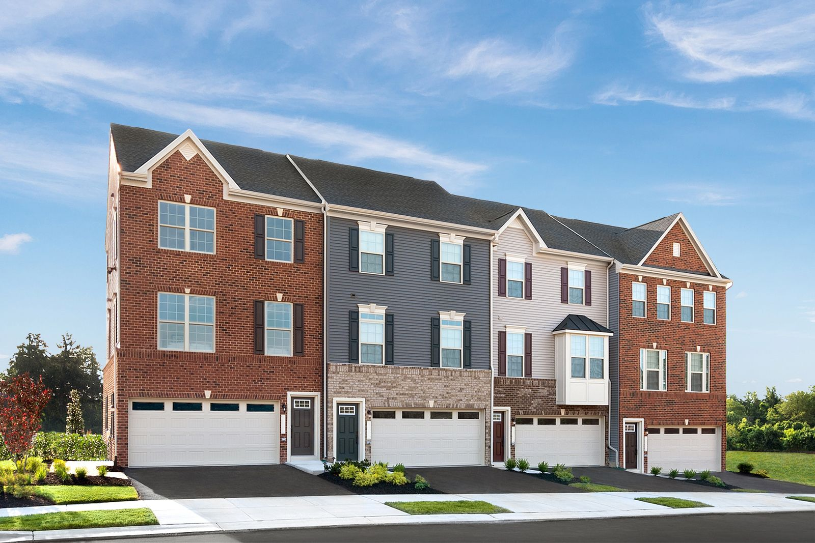 WELCOME TO ARMSTRONG VILLAGE IN UPPER MARLBORO, MD:Garage townhomes with the convenient location you want right off MD-4/Penn Ave. starting from the low $400s.Schedule an appointment today!