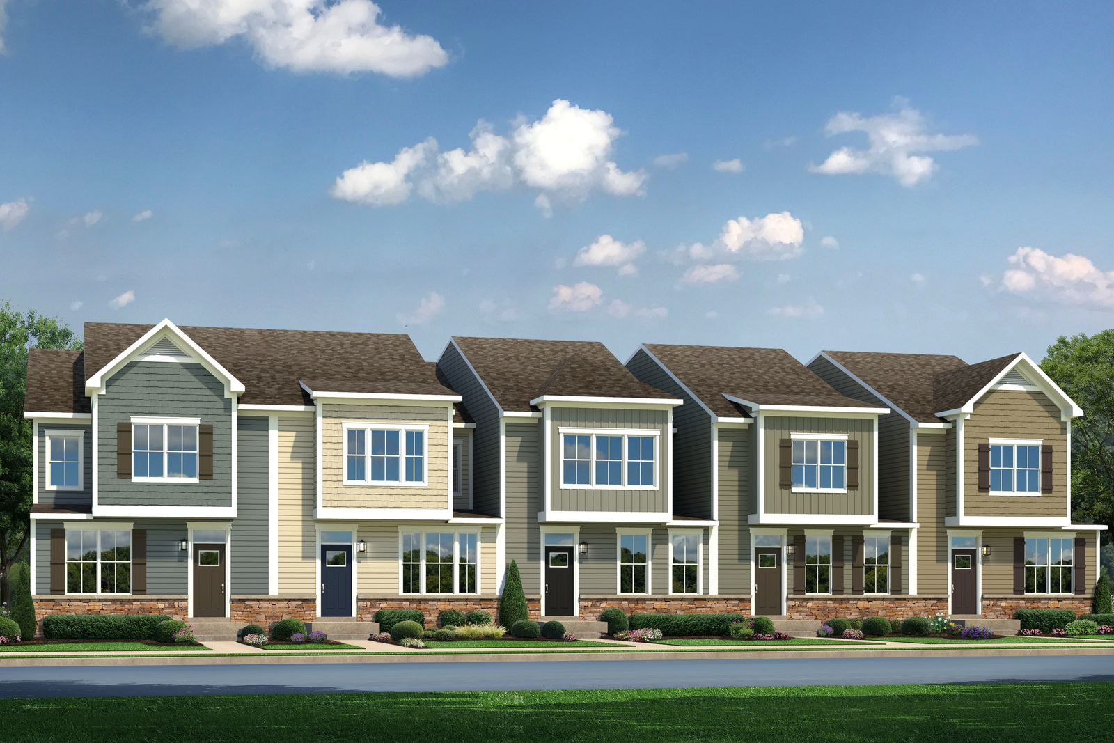 Welcome home to Village at Marketplace Townhomes:The only new luxury townhomes in Moon just 5 minutes to the Robinson Town Centre. Part of the Marketplace community with resort-style amenities.Click here to join the VIP List!