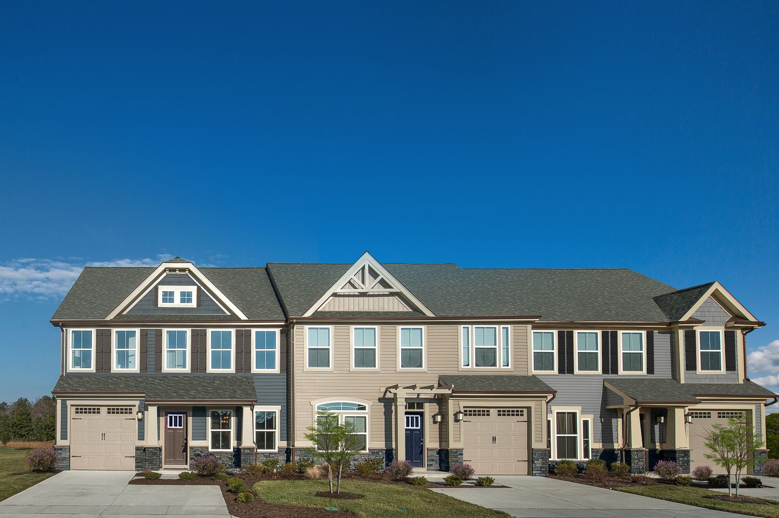 """Own a new townhome with exterior maintenance included.:Located in the heart of Simpsonville within 2 minutes to everyday conveniences. From the mid $200s.Join the VIP List to be """"in the know""""regarding Merrydale Village!"""