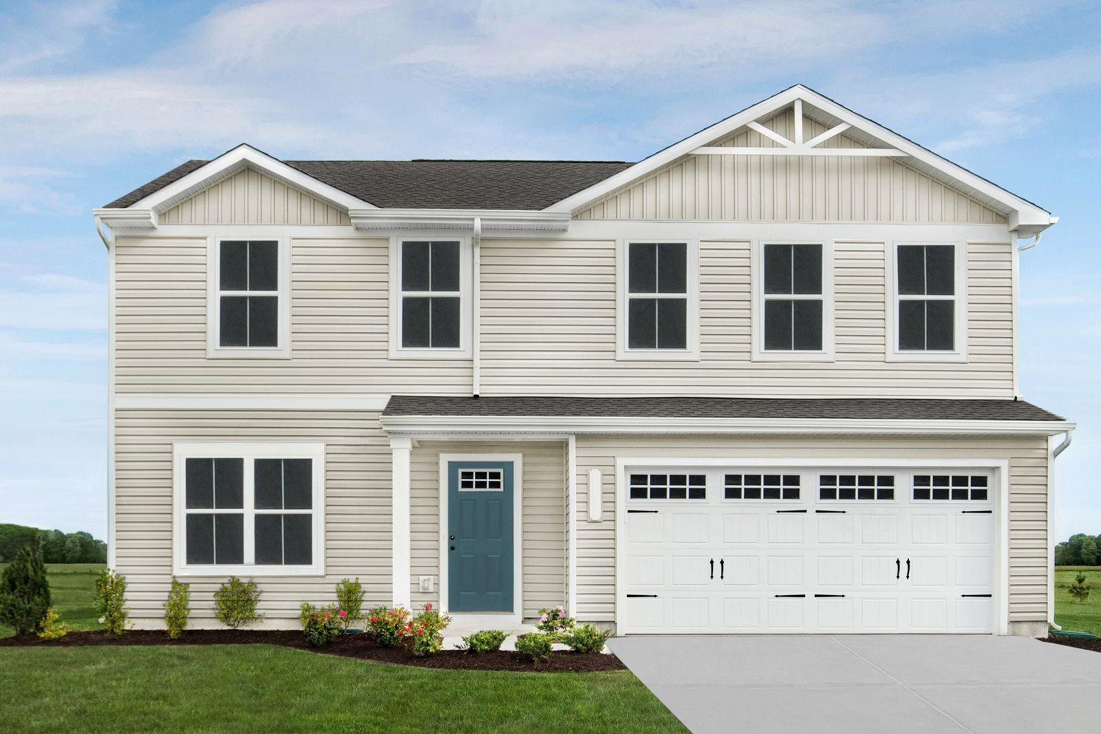 Concord Springs - New Homes in White House:Own a new home with all appliances included, a spacious backyard, plus choose your own finishes. Just 2 miles to I-65.Click here to schedule your visit today!