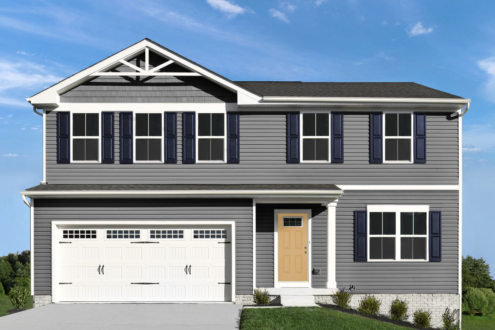 WELCOME TO HIDDEN LAKES 2-STORY:Best-priced new homes in Springfield area—Lakemore. Community pavilion, playground, & dog park. Appliances included-from upper $200s.Schedule your visit today!