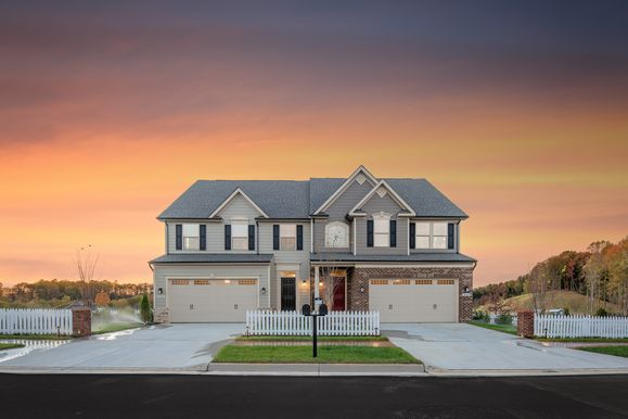 WELCOME TO POTOMAC SHORES VILLAS - ONE HOME REMAINING!