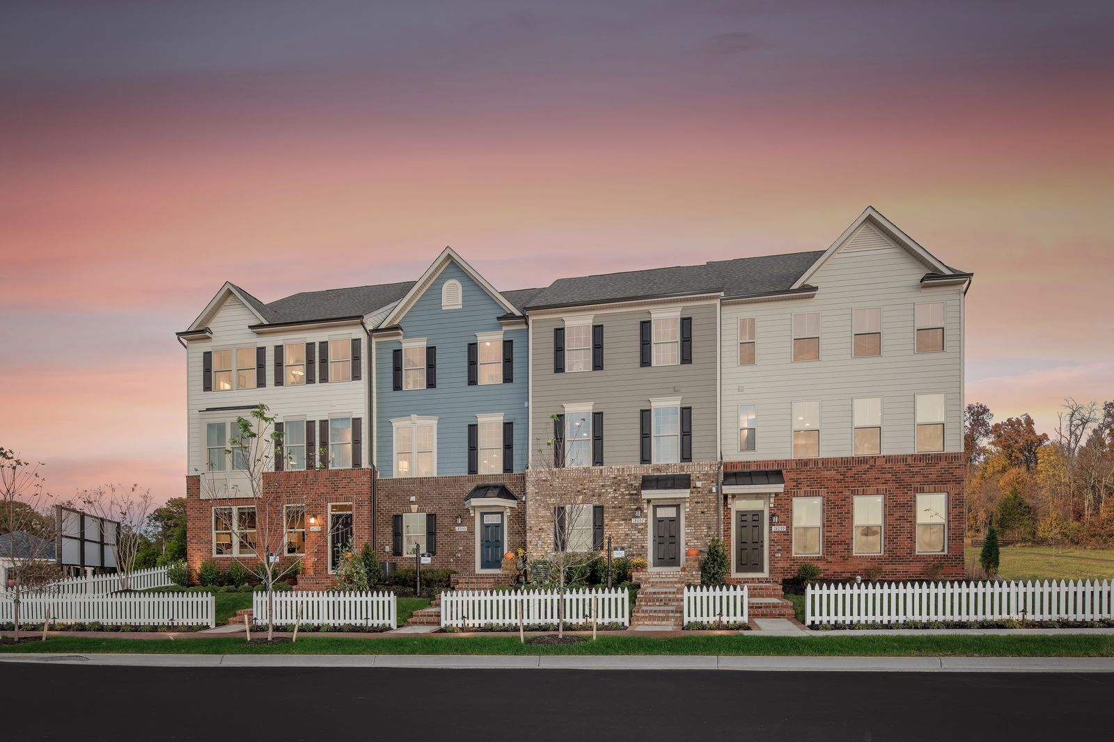 WELCOME TO POTOMAC SHORES TOWNHOMES