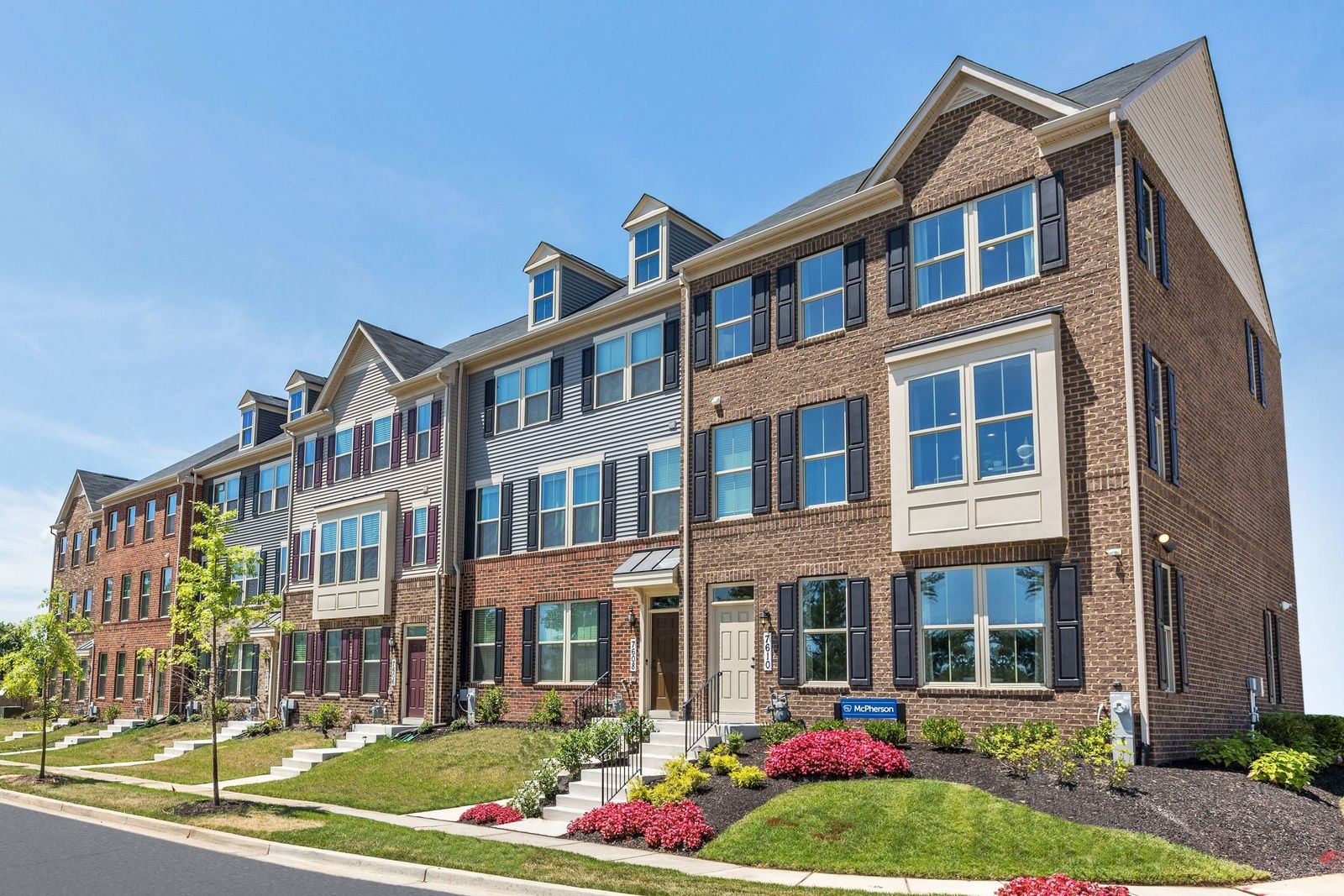 WELCOME TO BLACKBURN, TOWNHOMES FROM THE LOW $500S!